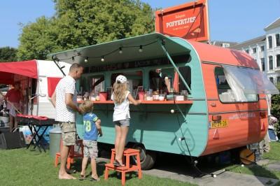 Miss Little Pancake staat dit weekend op Proefpark Haarlem