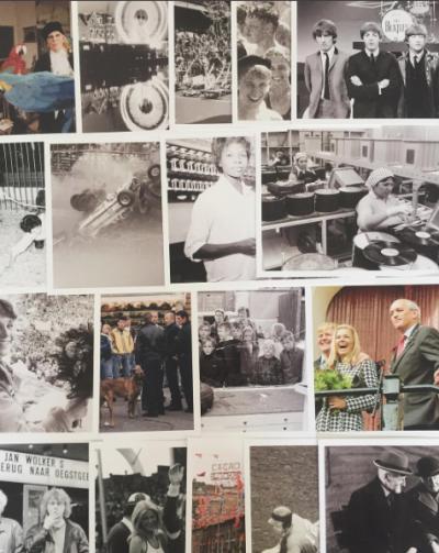 Vanaf begin juli te zien: 2.000.000 x Fotoburo de Boer. Een tentoonstelling over 50 jaar Persfotografie.