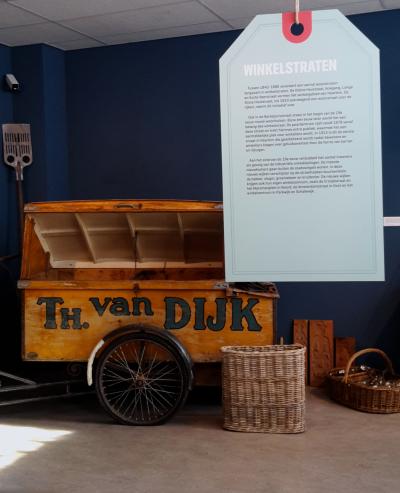 We leggen de laatste hand aan de zomertentoonstelling in Museum Haarlem.