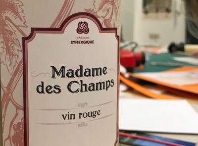 Omdat een waardevolle klant van baan wisselt, roepen we Chateau Synergique nieuw leven in!