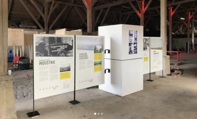 Een nieuwe tentoonstelling in Nieuw-Vennep: Opgewekt! Voor Provincie Noord-Holland en Noord-Hollands Archief.
