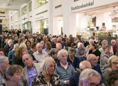 Op de opening van Kijk Amsterdam! kwamen ca. 500 geïnteresseerden!
