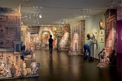 De tentoonstelling #kijkamsterdam is alleen deze week nog te zien bij Stadsarchief Amsterdam.
