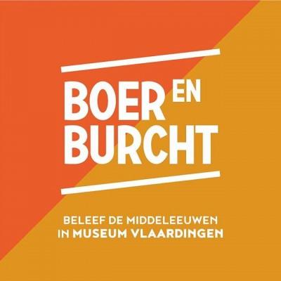 Reis terug naar de middeleeuwen in #BoerEnBurcht! Onze volgende tentoonstelling, vanaf 6 april te bezoeken bij @museumvlaardingen