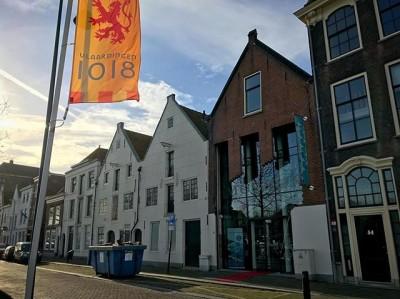 Dit jaar viert #Vlaardingen dat 1000 (dui-zend) jaar geleden de Slag bij Vlaardingen plaatsvond. @museumvlaardingen viert dat vanaf 6 april met familietentoonstelling #BoerEnBurcht. #1018