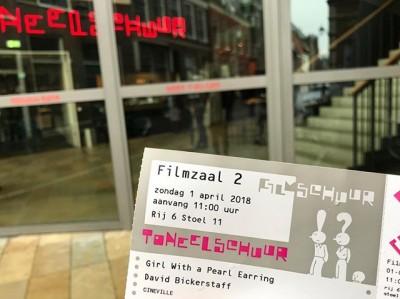 Mooie paasfilm. #exhibitiononscreen #vermeer