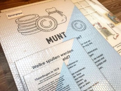 Het laatste drukwerk van #boerenburcht druppelt binnen! Vanaf vrijdag te zien bij @museumvlaardingen