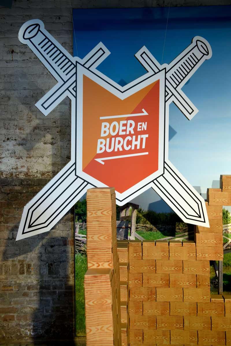 Boer en Burcht
